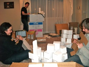 Castle of OpenPCR thermal cycler boxes